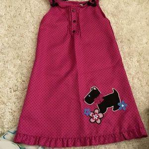 3/$12 ruffle dress size 6